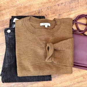 Madewell | Milestone Pullover Sweater